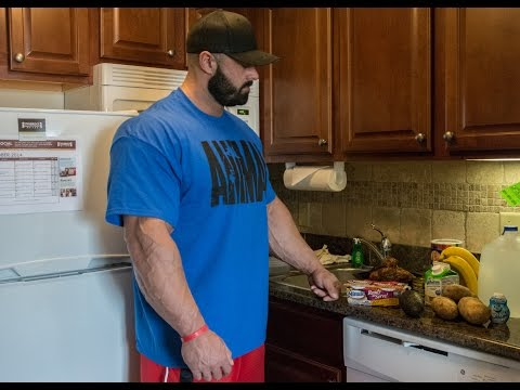 "Road Warrior: Meals On The Go with Frank ""Wrath"" McGrath"
