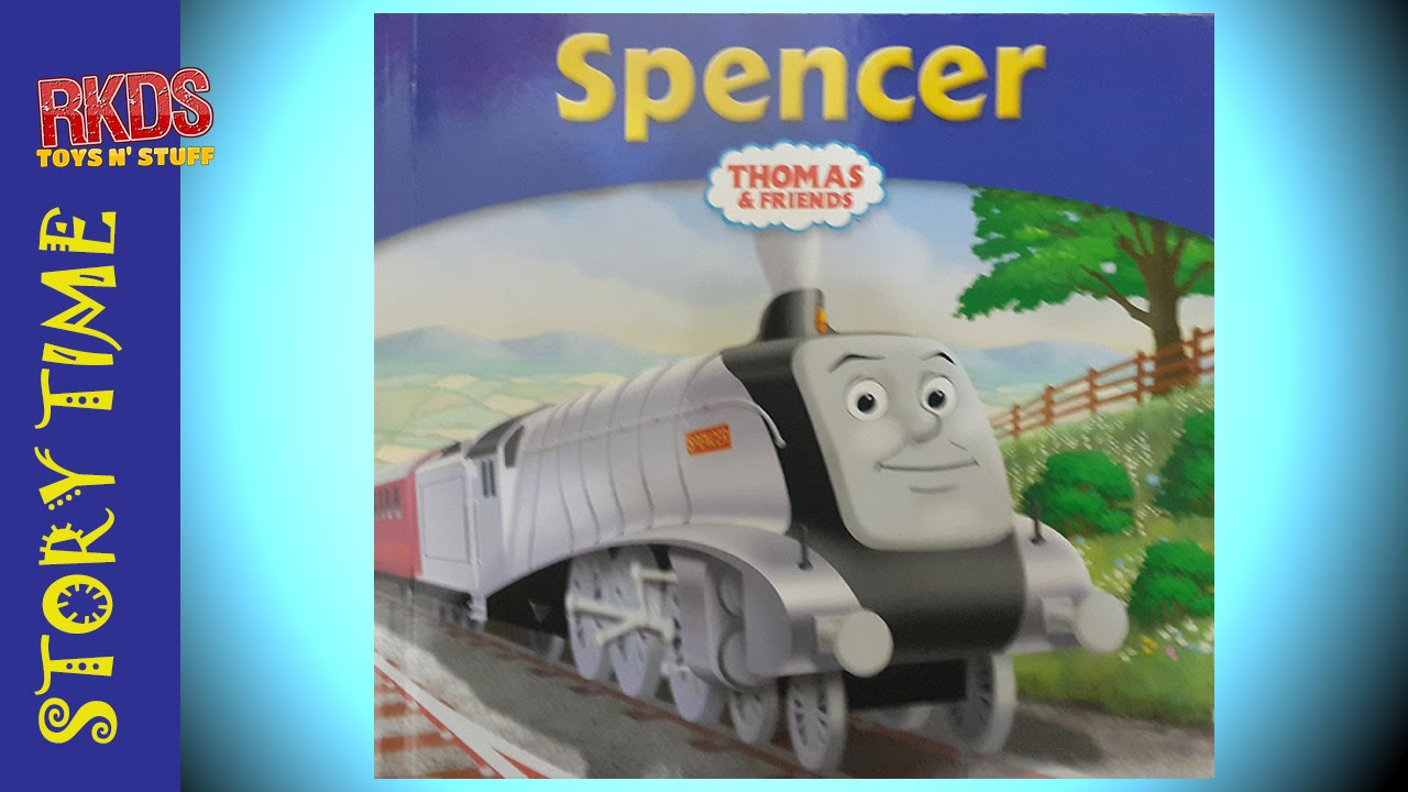 My Thomas Story Library Book 30 Spencer Read Out Loud