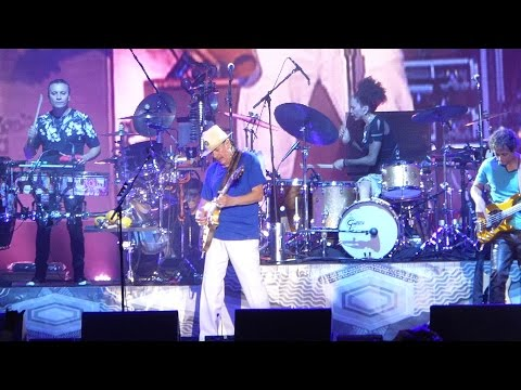 Santana 2016 @The Forum, Inglewood, CA, USA (Full Concert)