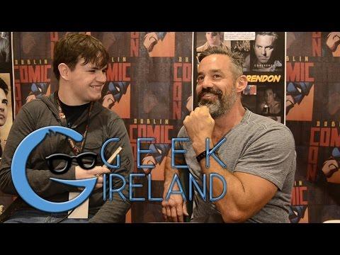 Geek Ireland Meets Nicholas Brendon