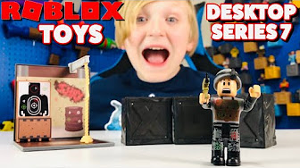 Roblox Series 2 Vurse Action Figure Mystery Box Virtual Item Code 25 Robloxtoys Youtube