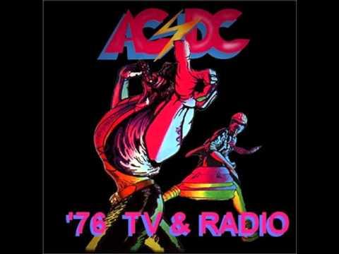 AC/DC - High Voltage (BBC Studios 1976)