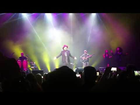 Boy George - Karma Kamaleon Live SAP Center 8/26/2017