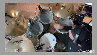 Drum cam of Lay Down Your Arms by Brian Sherman. Band: JD and The Image