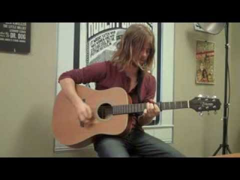 Andrew Leahey Visits American Songwriter