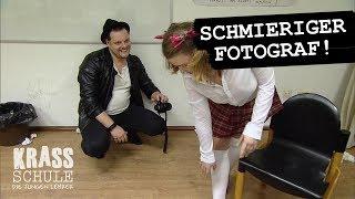 Krass Schule - Fotograf belästigt Schülerin #001 - RTL II