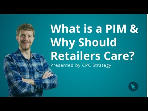 What is a PIM & Why Should Retailers Care? | CPC Strategy (Product Information Management System)