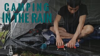 Camping in the Rąin | Rain Sounds for Relaxing