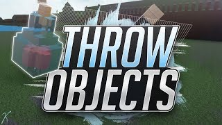 Throw Objects with POTIONS!!! (Potion Glitch + TP Glitch!!) - Build a Boat For Treasure ROBLOX