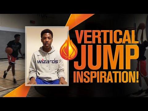 D1 Prospect Reveals INSPIRING Vertical Jump Training Story