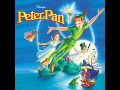 Peter Pan - 03 - On the Rooftop / What's a Kiss / Perturbed Pixie
