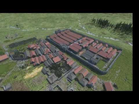 Roman Forts -