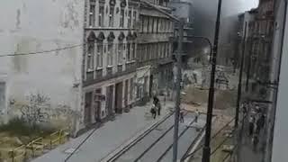 BYTOM ulica Katowicka: Wybuch gazu w kamienicy. Trzy osoby nie żyją ( 06.07.2019)