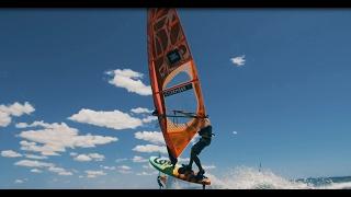 JBL E55BT, Max Brinnich Windsurfing in Brazil