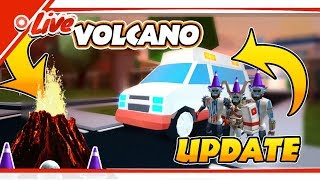 Jailbreak Update, 2 billion visits UPDATE now and more 🔴Tio | Roblox YETI [Replay Live 86] part 1