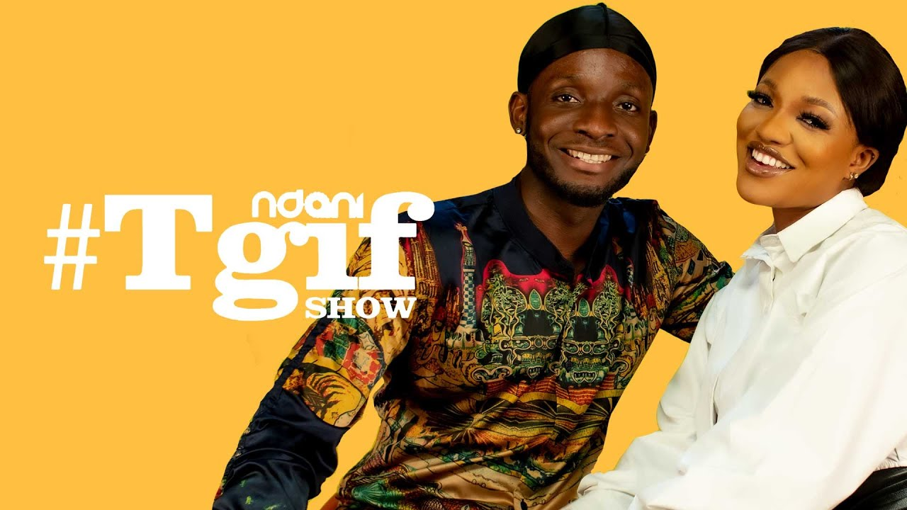 Download Afrocity's Chimezie Imo & Valerie Dish on the NdaniTGIFShow
