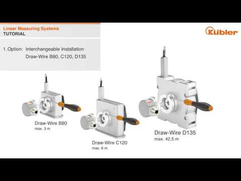 Kubler Encoder Wiring Diagram Printable Atom Group Technical Draw Wire Details Youtube