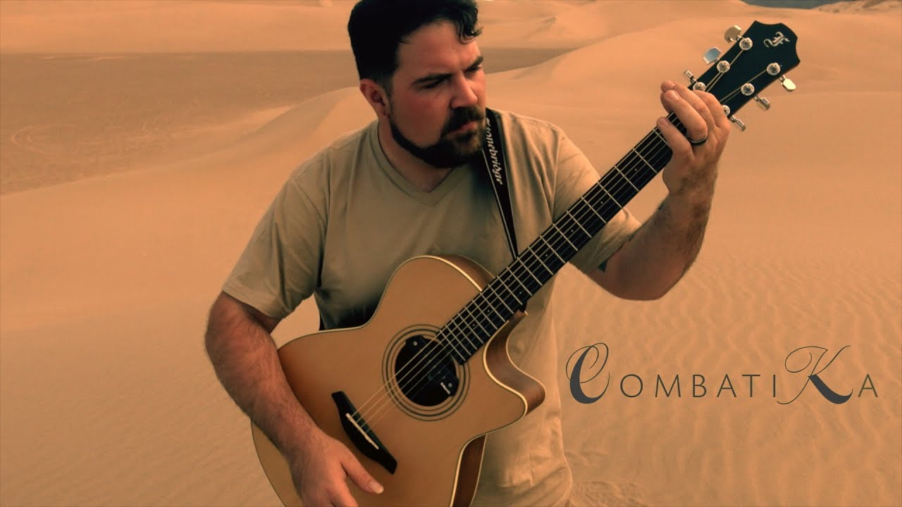 CombatiKa (Official Video) - Kevin Blake Goodwin