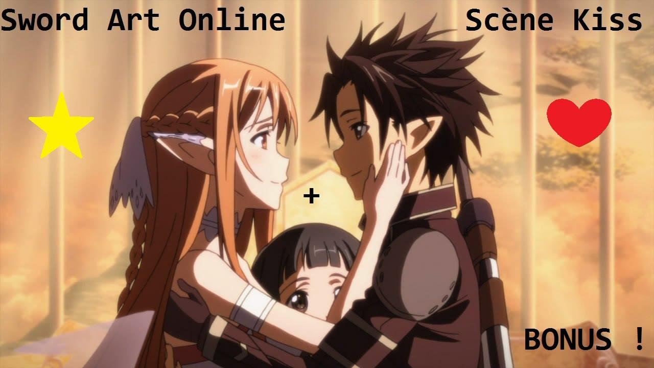 Anime online kiss