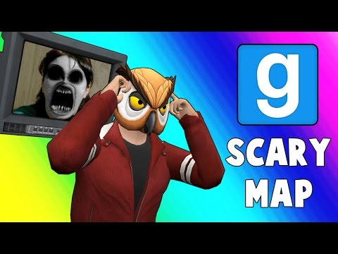 Gmod Scary Map (Not Really) - A Dick Map (Garry's Mod)