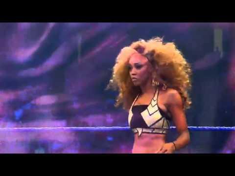 Alicia Fox 1st  Titantron