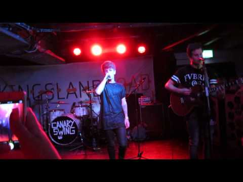 Jake Sims - Don't (Cover) Bristol 3-8-14