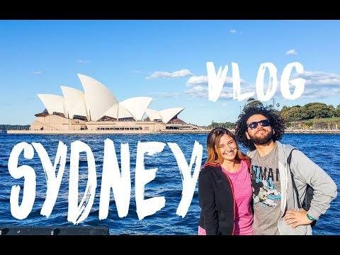 Sydney VLOG - Cosa fare e vedere a Sydney - Australia
