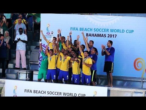 ¡Momentos de la Final de la FIFA Beach Soccer World Cup 2017!