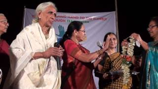 Adult Education Skit by Senior Citizens of Saket Pranaam