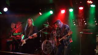 The Shafted live @ Jack the rooster: Restless times