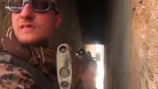 Yekîneya Enternasyonel ya YPG li Tebqayê di operasyonê de ne