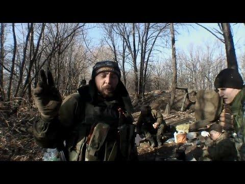 Доброволец из России
