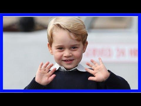 Prinz george: könig, hirte oder schaf? diese rolle spielt er im krippenspiel