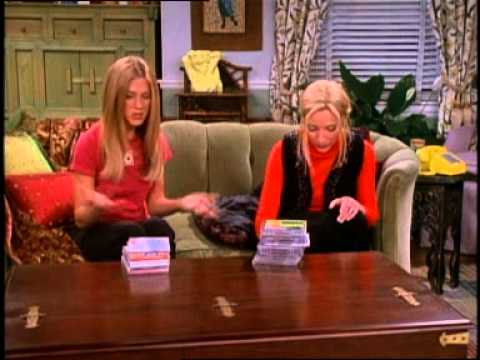 friends 6x11   table d'apothicaire   YouTube