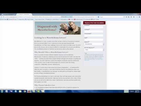 Mesothelioma Lawyers Texas | Mesothelioma Legal Counsel