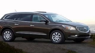 2016 Buick Enclave Car Reviews, Specs and Prices