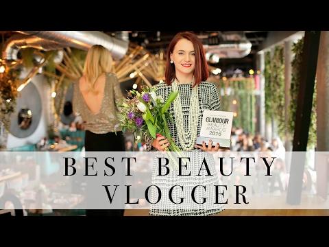 Am castigat Glamour Best Beauty Vlogger! + makeup haul