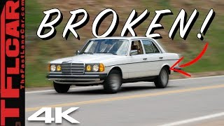 What Is Broken on the World's MOST RELIABLE Car?