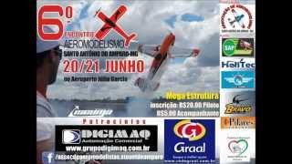 6º Encontro de Aeromodelismo em Santo Antonio do Amparo
