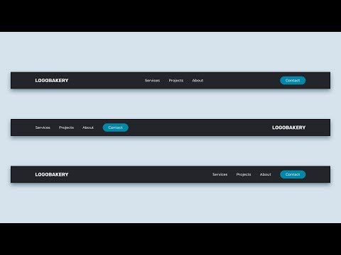 Navbar CSS Tutorial: 3 Ways To Create A Navigation Bar With Flexbox