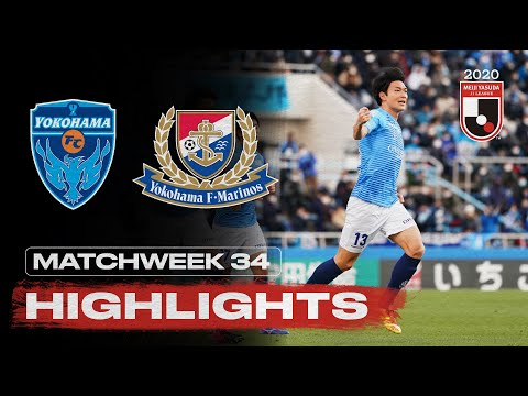 Yokohama FC Yokohama M. Goals And Highlights