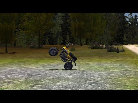 How To Wheelie Jonnez Es In My Summer Car
