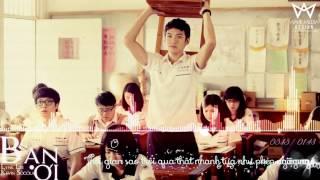[Lyric Kara] Bạn Ơi - Lynk Lee ft Kevin Sôcôla