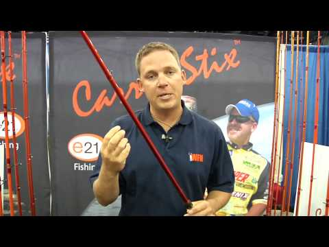 ICAST 2010 - New E21 Microguide Rods