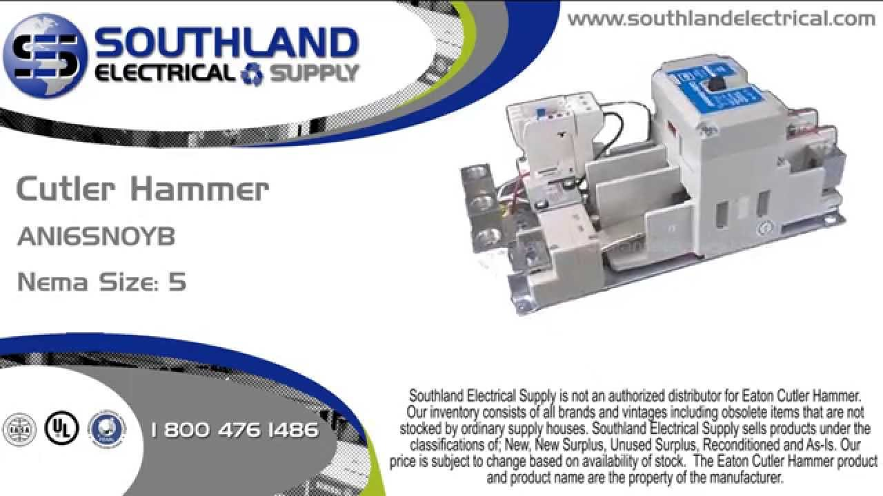 Eaton Size 5 Starter Schematic Electrical Wiring Diagrams Cutler Hammer Schematics An16sn0yb Nema Magnetic Motor Medium Voltage Starters