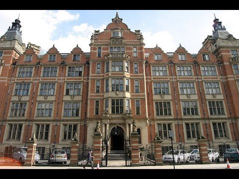 United Kingdom University Ranking  - Top 10
