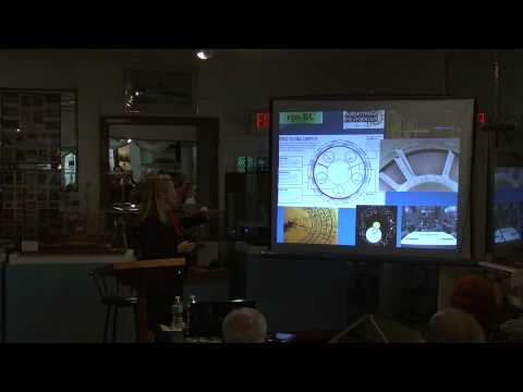 August 12, 2014 History Lecture: Maritime Heritage Rediscovered