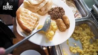 Best Breakfast Buffet in Lahore | Pinwei Restaurant