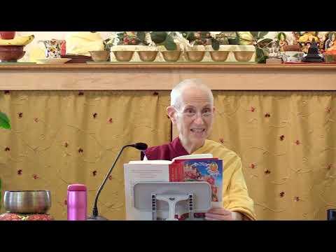 09 Samsara, Nirvana, and Buddha Nature: Overcoming the Four Distorted Conceptions 04-13-21