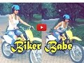 malaika arora khan's hot ride on a dirt bike !!  Picture